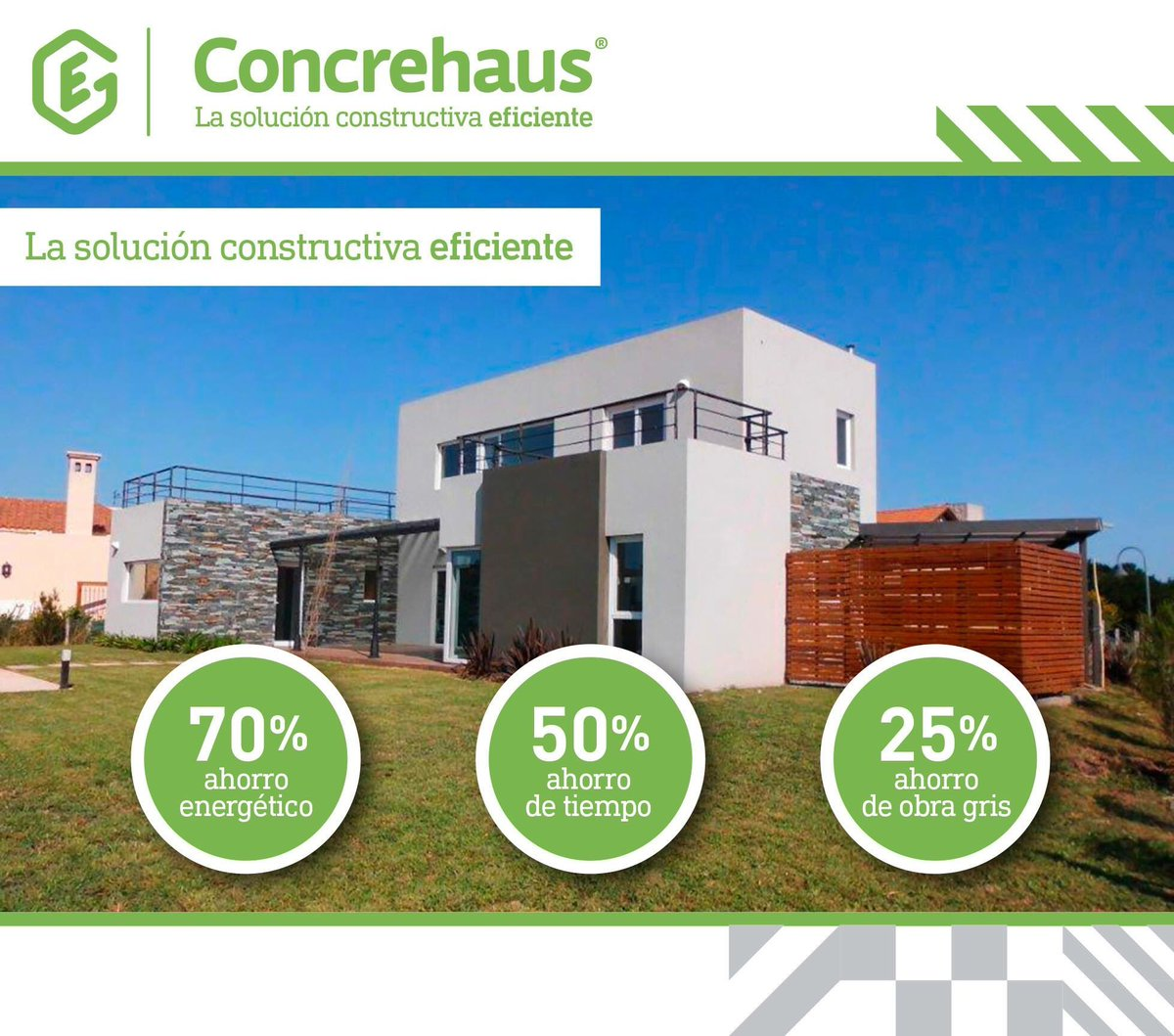 Concrehaus Sistema de Construccion